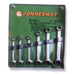 Kpl. kluczy do przewodów hamulcowych     W24106S