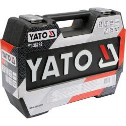 """KPL.NARZĘDZ.1/2-1/4""""       72E.           *  YATO"""