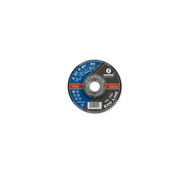 ŚCIERNICA 27-180x6x22,2 A 24Q BF-80 ECO LINE