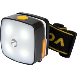 LAMPA CZOŁOWA XPE CREE 3W+4 SMD LED AKU. VOREL