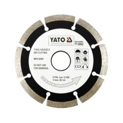 TARCZA DIAM.125 22,2 UNIWERSAL  YATO
