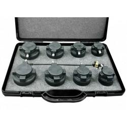 Kpl. adapterów do spr. szczelności systemu turbo.