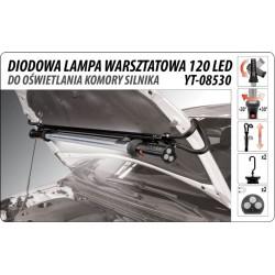 LAMPA DO KOMORY SILNIKA AKU. 120 LED         YA