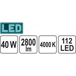 OPRAWA SUFITOWA LED 40W 300X1200X15MM   YT-81947_4