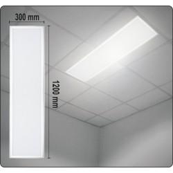 OPRAWA SUFITOWA LED 40W 300X1200X15MM   YT-81947