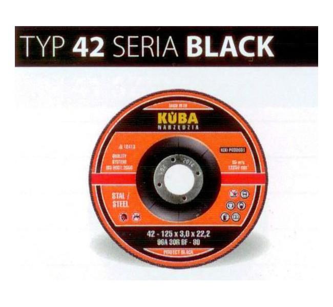 TARCZA 42 125X2,5X22,2 96A30RBF-80 PERFECT