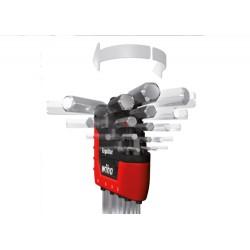 KLUCZ 369R Ergostar 9-cz chromowany 37351 WIHA