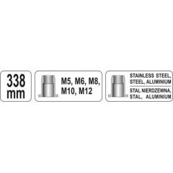 NITOWNICA RĘCZ.DO NITONAKR.M5-M12YT-D 36119 YATO
