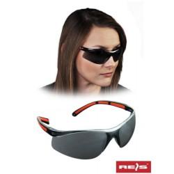 Przeciwodpryskowe okulary ochronne 1F Teksas