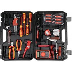 Zestaw narzędzi dla elektryków 68el
